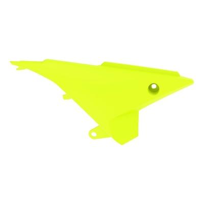 Cache de boîte à air Polisport Beta RR 250 2T enduro 13-19 jaune fluo