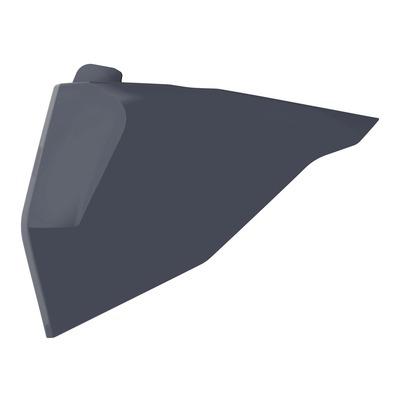 Cache de boîte à air Polisport KTM 125 SX 19-21 gris nardo