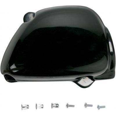 Cache latéral gauche Maier USA Honda CB 500 71-76 noir