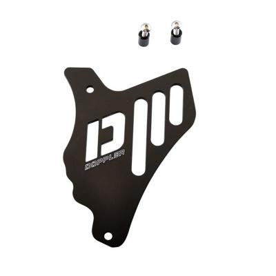 Cache pignon alu Doppler Minarelli AM6 noir