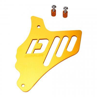 Cache pignon Doppler Minarelli AM6 alu or