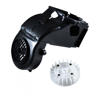 Cache refroidissement moteur 1tek origine avec turbine 139QMB/GY6