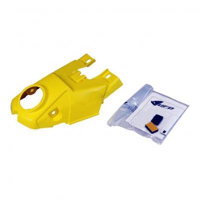 Cache réservoir UFO Suzuki 250 RM-Z 2019 jaune (jaune RM/RMZ 01-19)