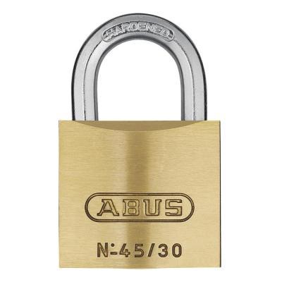Cadenas Abus Messing 45/30 laiton 8 mm sécurité 4