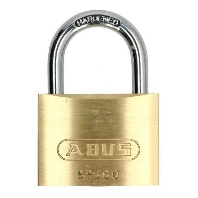 Cadenas Abus Messing 55/60 laiton 8 mm sécurité 6