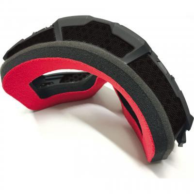 Cadre morpho AKA pour masque Magnetika noir/rouge