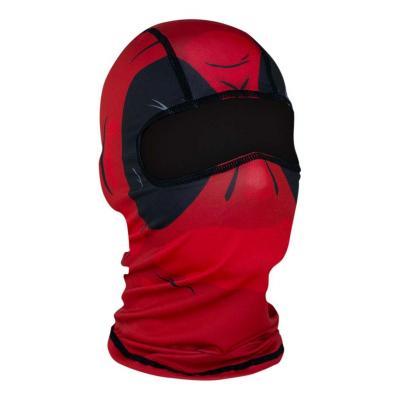 Cagoule hublot Zan Headgear Dawn rouge