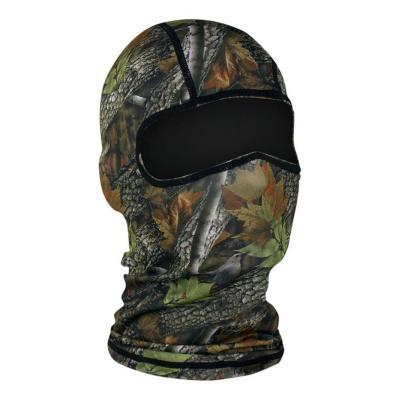 Cagoule hublot Zan Headgear Forest camouflage