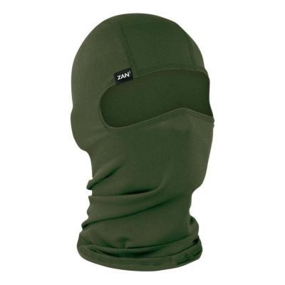 Cagoule hublot Zan Headgear Skull Olive drap vert