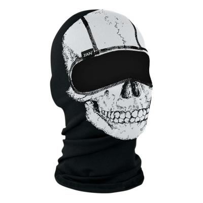 Cagoule hublot Zan Headgear Skull Poly skull