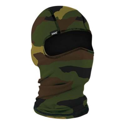 Cagoule hublot Zan Headgear Skull Polywood camouflage