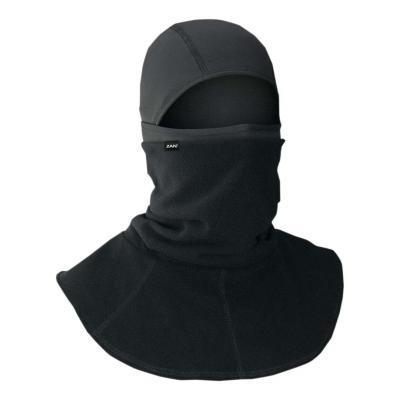 Cagoule plastron Zan Headgear W/Gaiter noir