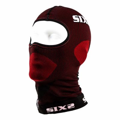 Cagoule Sixs DBX dark red