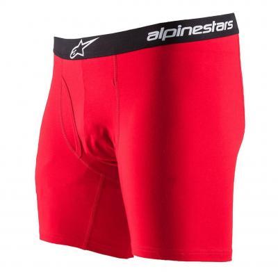 Caleçon Alpinestars Cotton Brief rouge