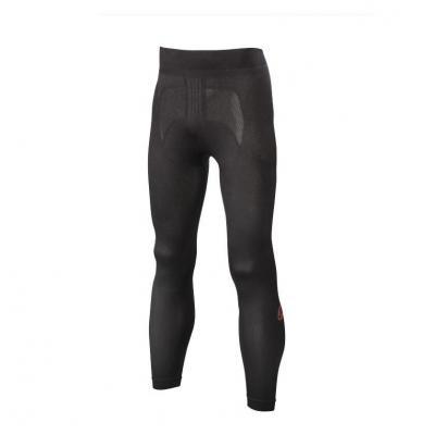 Caleçon technique Alpinestars Tech Pants noir/rouge