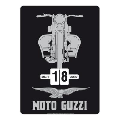 Calendrier perpétuel Moto Guzzi Falcone enoir