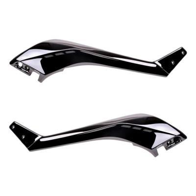 Capots moteur BCD noir brillant T-Max 530/SX/DX