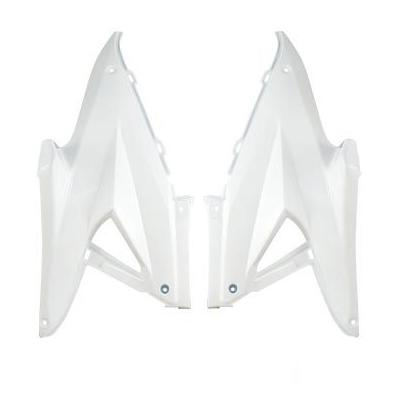 Capots moteur MBK Nitro / Yamaha Aerox -13 blanc