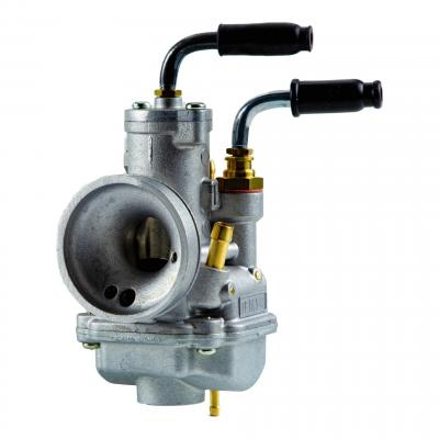 Carburateur Polini Coaxial D.17,5 avec adaptateur filtre à air