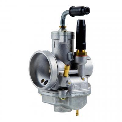 Carburateur Polini D.21 avec filtre Vespa 50 PK XL 125 Primavera