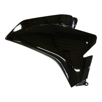 Carénage latéral gauche noir brillant B0134670000XNG pour Aprilia 50-125 RS4 11-13
