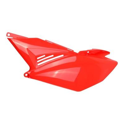 Carénage latérale arriere gauche rouge Tun'r pour Beta 50 RR 12-