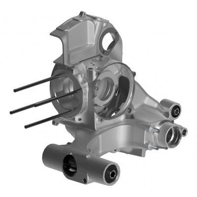 Carter Malossi V-One avec distributeur rotatif PX 125 2T