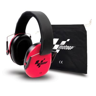Casque antibruit Earfun Pro 25 MotoGP Acoufun rouge