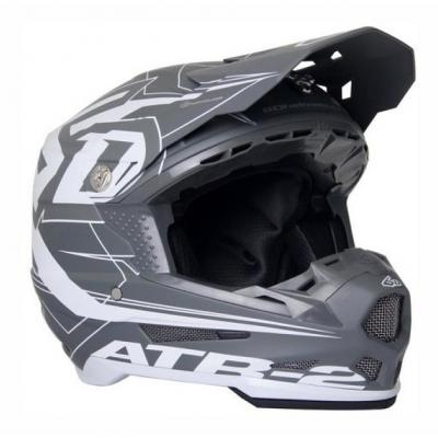 Casque cross 6D ATR-2 Aero gris