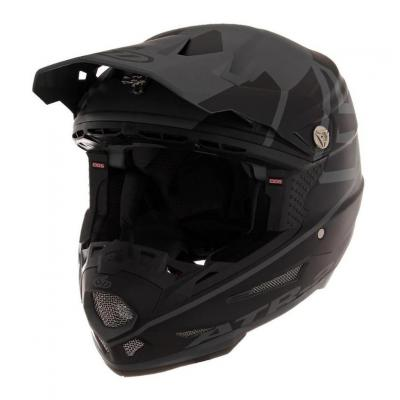 Casque cross 6D ATR-2 Core noir/gris mat