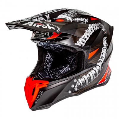 Casque cross Airoh Twist 2.0 Bolt mat