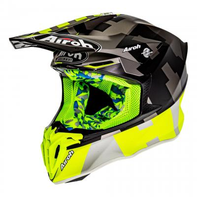 Casque cross Airoh Twist 2.0 Frame anthracite mat