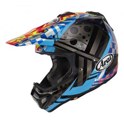 Casque cross Arai MX-V Barcia II (BamBam)