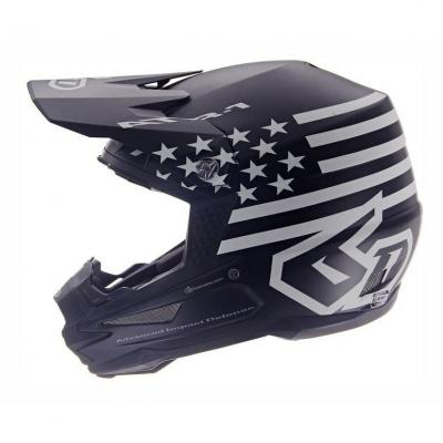 Casque cross enfant 6D ATR-1Y Tactical noir