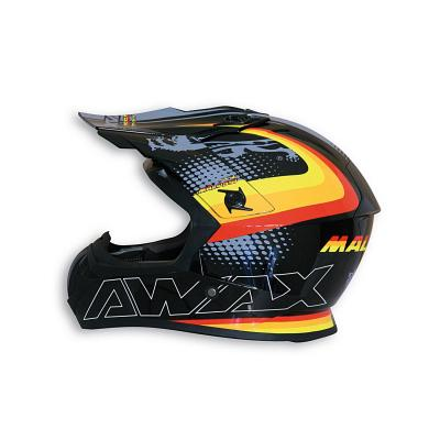 Casque cross Malossi Off-Road