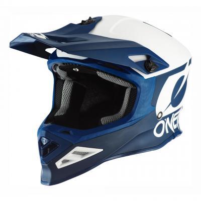 Casque cross O'Neal 8SRS 2T bleu