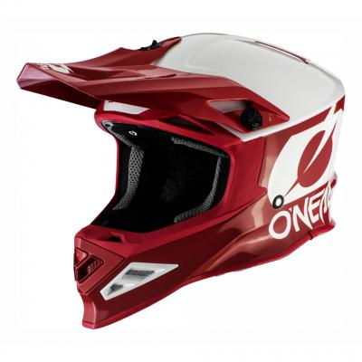 Casque cross O'Neal 8SRS 2T rouge
