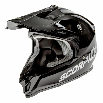 Casque cross Scorpion VX-16 Air noir