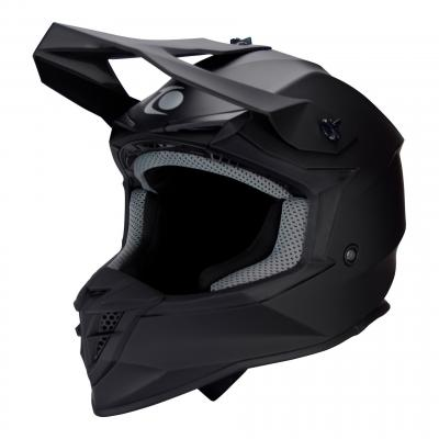 Casque cross Trendy T-903 noir mat