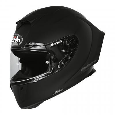 Casque intégral Airoh GP550 S Color noir mat