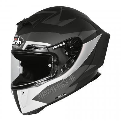 Casque intégral Airoh GP550 S Vektor noir mat