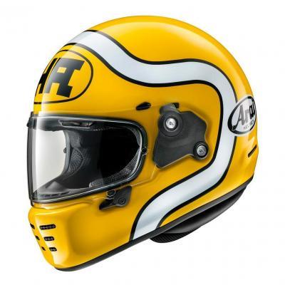 Casque intégral Arai Concept-X HA jaune