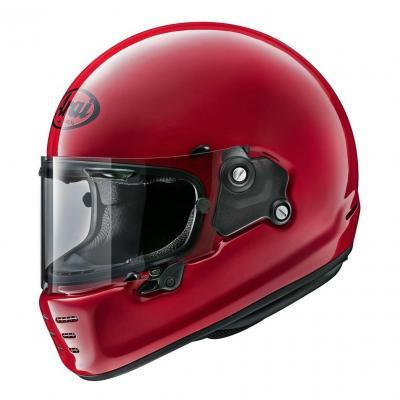 Casque intégral Arai Concept-X Sport rouge