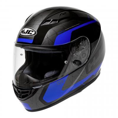 Casque intégral HJC CS-15 Dosta MC2 noir/gris/bleu
