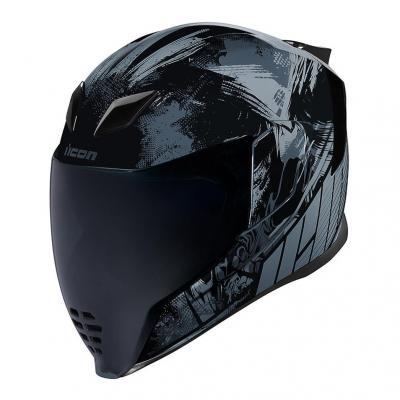 Casque intégral Icon Airflite Stim noir