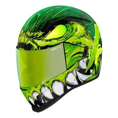 Casque intégral Icon Airform Manik'R vert