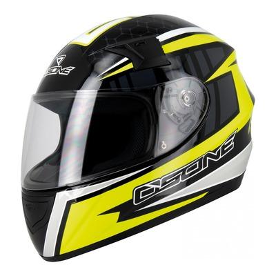 Casque intégral Osone S450 jaune/noir brillant