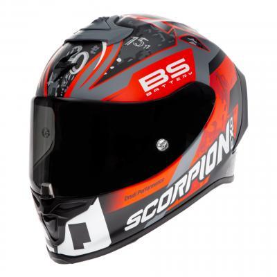 Casque intégral Scorpion Exo-R1 Air Fabio Quartararo Replica