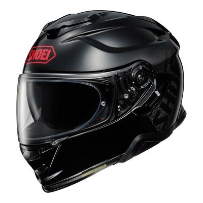 Casque intégral Shoei GT-Air II Emblem TC-1 noir/blanc/rouge