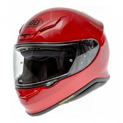 Casque intégral Shoei NXR rouge brillant